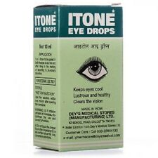 4X ITONE Herbal Eye Drop Keeps the eye cool & clear and increase the vision