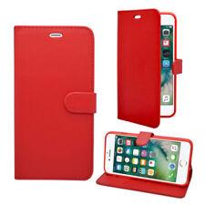 Fundas y carcasas lisos Para iPhone 7 color principal rojo para teléfonos móviles y PDAs