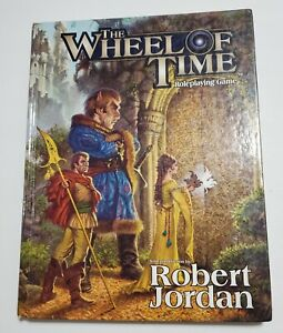 Wheel Of Time Roleplaying Game (Hardcover) RPG D20 D&D System Wizards
