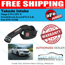 AFE Takeda Stage-2 Pro 5R fits 2013-17 Accord 2.4L / 14-17 TLX 2.4L - TR-1019B