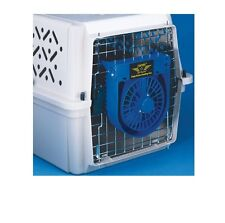 Cage & Crate Cooling Fan for Dogs & Pet - deluxe portable fan clips easily