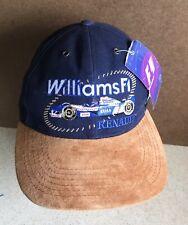 Vintage Renault F1 Formula 1 World Championship Embroidered Ball Cap Hat New