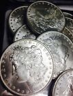 (1) Uncirculated BU MS 1878-1904 Morgan Silver Dollar Bulk Lot Coin Collection