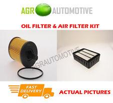 DIESEL SERVICE KIT OIL AIR FILTER FOR MITSUBISHI LANCER 2.0 140 BHP 2007-