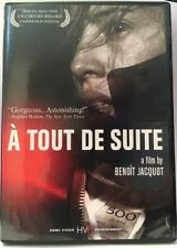 A TOUT DE SUITE  - DVD - IN FRENCH WITH ENGLISH SUBTITLES