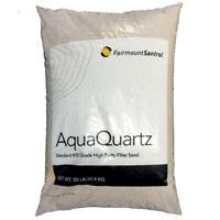 Aquaquartz Commercial Residential Swimming Pool Filter Sand #20 Grade-50 Lb Bag