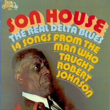 Son House ‎- The Real Delta Blues LP - From The Man Who Taught Robert Johnson