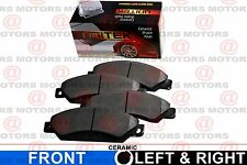 For Chevrolet Cavalier 1992-1995 Front Left Right Disc Brake Pads Ceramic New