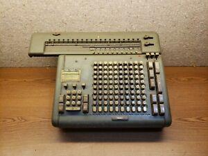 Friden STW-10 mechanical calculator, Runs