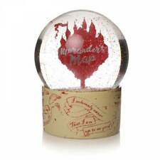 HARRY POTTER MARAUDERS MAP SNOW GLOBE PALLA DE NEVE COLLECTABLE NEW IN GIFT BOX