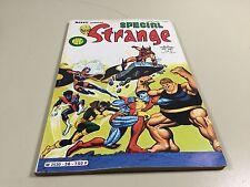 COMICS  EO REVUE SPECIAL  STRANGE N° 36 1984