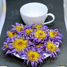 Dried Blue Lotus whole flower Nymphaea Caerulea HQ herbal tea 2018 harvest 1/2oz