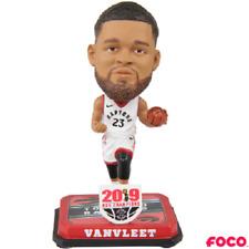 Fred Vanvleet Toronto Raptors 2019 NBA Champions Mini Bobblehead NBA