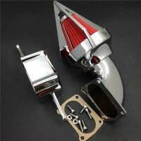 Motorcycle Cone Spike Air Cleaner for Yamaha 2002-2010 Roadstar Midnight Warrior