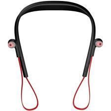 Jabra Halo Smart Écouteurs Bluetooth Intra-Auriculaires Noir/Rouge NEW