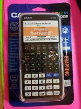 Casio Prizm fx-Cg50 Graphing Calculator Brand New Factory Sealed!