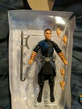 """Marvel Legends Wenwu Shang-Chi of the Ten Rings 6"""" Loose No BAF Mr. Hyde In Hand"""