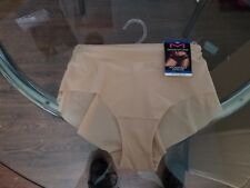 Maidenform Microfiber Hipster Womens Panties Underwear Size XL/8 Color Tan