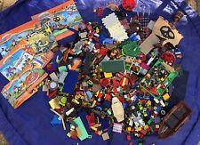 Large Bundle Of Megablocks And More. Transformers.