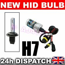 REPLACEMENT XENON HID Bulb H7 12000k Fits 99% HID Kits