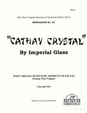 Cathay Crystal by Imperial Glass-Drawings, Photos, etc.