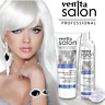 Venita No Yellow Shampoo Blonde or Grey Hair Care Blue Purple Brassy Toner Rinse