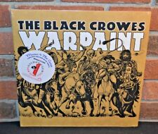 THE BLACK CROWES - Warpaint, Limited BLUE VINYL LP Gatefold New & Sealed!