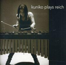 Kuniko Kato - Kuniko Plays Reich [New SACD]