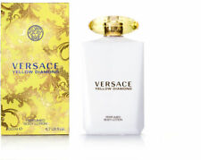 New Versace Yellow Diamond Perfumed Body Lotion 6.7 oz 200ml Sealed Retail