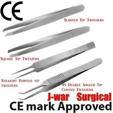 Eyebrow Eyelash Extension Tweezers For Plucking ingrown Stray fine Hair Removers