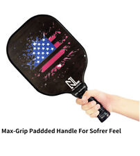 Pickleball Racket Paddle Lightweight Graphite Honeycomb Core A&L Aupinelife