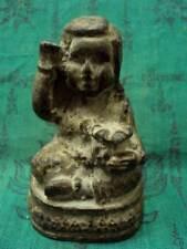 Nang Kwak Kumaree Statue Magic Talisman Fetish Spiritual Rich Thai Buddha Amulet