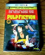 Pulp Fiction DVD + Digital Ultraviolet Brand New Still Shrink Wrapped