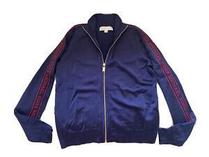 Michael Kors zip up cardigan