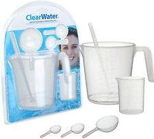 More details for clearwater measuring set for swimming pool and hot tub chemical treatment