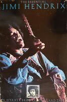 Jimi Hendrix – The Essential, Warner Brothers Promo Poster