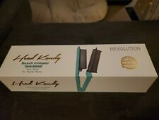 Head Kandy Beach Wave Crimper Party Animal in Black - NEW IN BOX