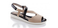 Beautifeel Lago Biscotti Suede Luxe Sandal Women's sizes 36-41/NEW!!!