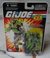 GI Joe Club Exclusive Vintage Reissue FSS Cobra Enemy BAT Nano Trooper ARAH