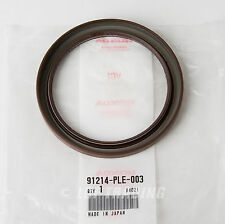 Genuine OEM Honda Crankshaft Rear Main Seal 91214-PLE-003
