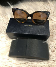 Prada Sunglasses Brown Tortoise Shell RRP $300