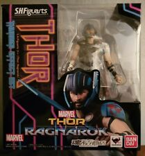 Bandai S.H.Figuarts Thor Ragnarok Thor with Thunder Effects (New, sealed in box)