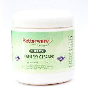 Betterware Jewellery Cleaner Solution for Cleaning Gold, Silver all Jewels