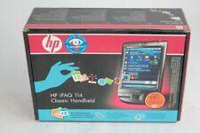 HP iPAQ 114 Classic Handheld PDA Assistant personnel (55333)