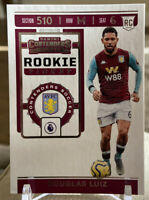 2019-20 DOUGLAS LUIZ PANINI CHRONICLES CONTENDERS RC ROOKIE TICKET SP!!