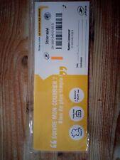 SUIVEZ VOS ENVOIS Lot 12 étiquettes officielles Lettre Suivie La Poste Stickers