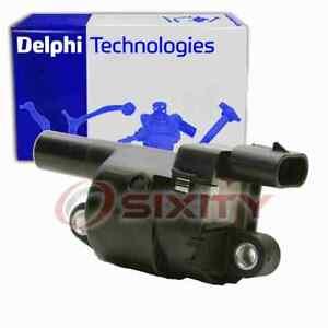 Delphi Ignition Coil for 2007-2018 Chevrolet Tahoe 4.8L 5.3L 6.0L 6.2L V8 hc