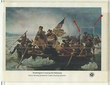 US SCOTT # 1688 USA 24c MISPRINTED ON 2 STAMPS