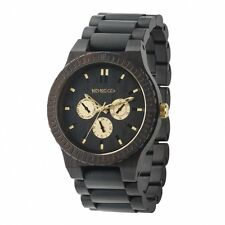 WeWOOD Kappa Black Ro 100% Natural Wood Watch / Authorized Dealer