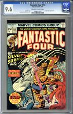 Fantastic Four #155 CGC 9.6
